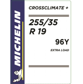 255/35 R19 96Y Michelin CrossClimate+ XL M+S